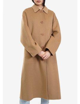 Amomento Handmade Long Coat   Camel by Garmentory