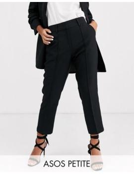 Asos Design Petite Tailored Smart Mix &Amp; Match Cigarette Suit Trousers by Asos Design