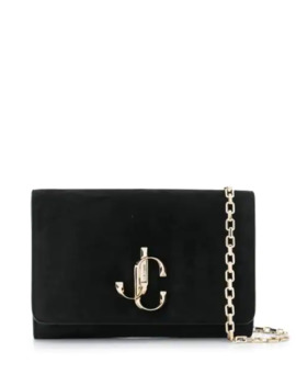 Varenne Chain Clutch by Jimmy Choo