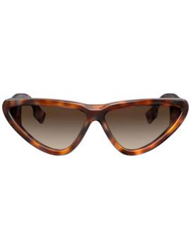 Cat Eye Sunglasses by Burberry Eyewear