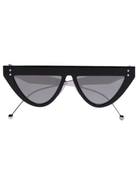 De Fender Flat Brow Sunglasses by Fendi Eyewear