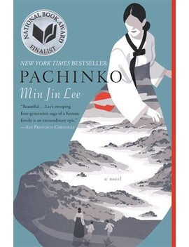 Pachinko (National Book Award Finalist) by Min Jin Lee