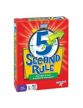 Outset® 5 Second Rule Bilingual by Outset