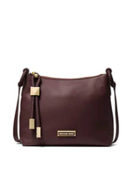 Lexington Leather Large Crossbody Bag by Michael Michael Kors