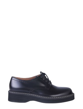 Marni Leather Lace Up by Marni