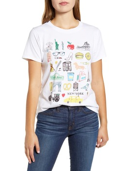 New York Destination Art Tee by J.Crew