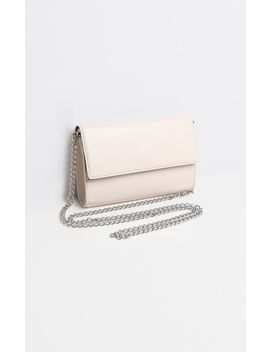 Cream Small Chain Bag by Prettylittlething