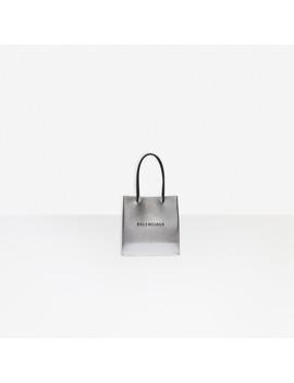 Shopping Xxs North South Tote Bag by Balenciaga