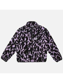 Ashley Williams Animal Juju Fleece by Ashley Williams