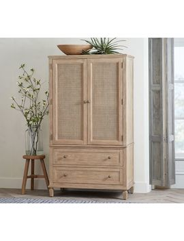 Sausalito Armoire by Pottery Barn