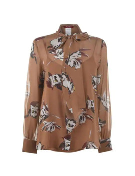 Mms Calesse Shirt Ld94 by Max Mara Studio