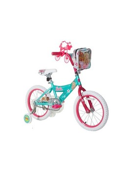 "Barbie 16"" Bike With Ride With Me Minibike   Teal by Barbie"