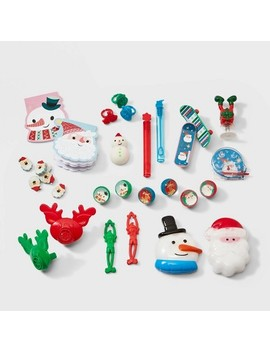 12 Days Of Christmas Punch Box Advent Calendar Filler Kit   Wondershop™ by Shop This Collection