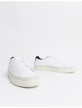 Puma – Basket Trim&Nbsp;–&Nbsp;Sneaker by Asos