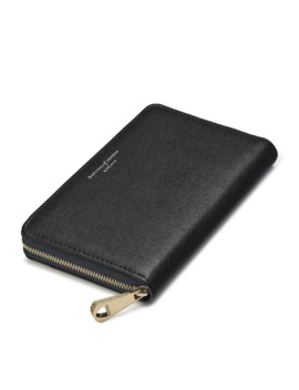 Midi Continental Zip Around Wallet by Aspinal Of London