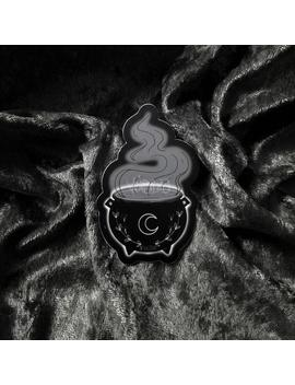 Witch Couldron Sticker By Void Ea D by Etsy