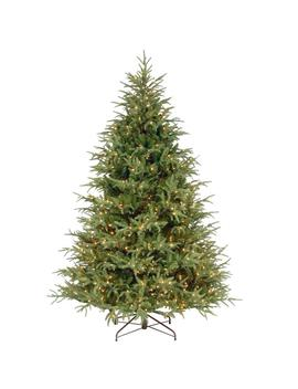 7.5 Ft. Frasier Grande Artificial Christmas Tree With Clear Lights by National Tree Company