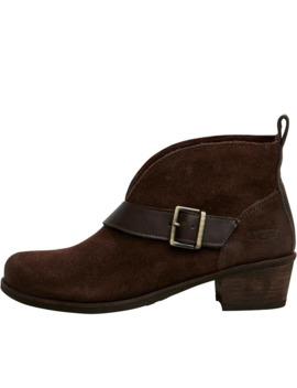 Ugg Womens Wright Belted Boots Stout by Ugg