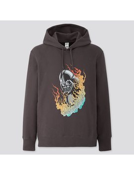 Men Star Wars Forever Ut Graphic Hoodie by Uniqlo