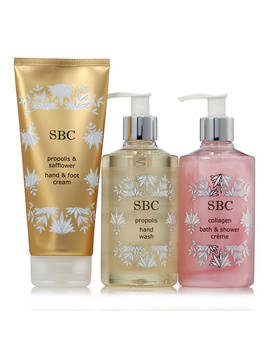 """<Div Class=""""Pd Short Desc Label"""">Make Your Selection:</Div> Sbc 3 Piece Limited Edition Christmas Collection by Qvc"""