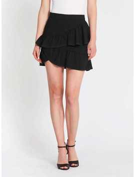 Iro Mica Skirt   Black by Garmentory
