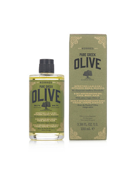 """<Div Class=""""Pd Short Desc Label"""">Make Your Selection:</Div> Korres Pure Greek Olive Oil 3 In 1 Nourishing & Anti Ageing Oil by Qvc"""