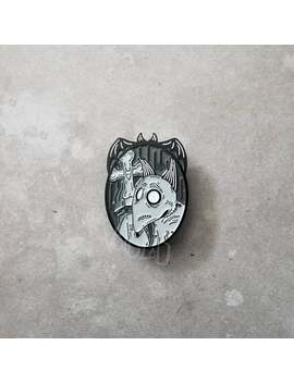 Frankenweenie Sparky Framed Pin Delia Deetz By Void Ea D by Etsy