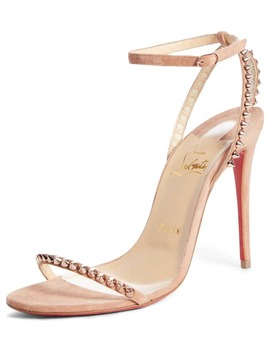 So Me Studded Sandal by Christian Louboutin