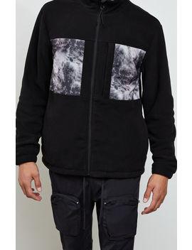 Pac Sun Full Zip Polar Fleece Zip Up Jacket by Pacsun