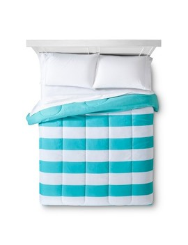 Rugby Stripe Comforter   Room Essentials™ by Shop Collections