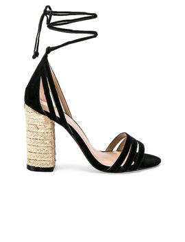 Barton Heel In Black by Raye