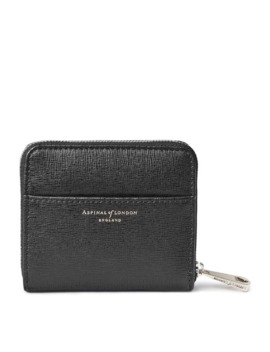 Mini Continental Coin Purse by Aspinal Of London