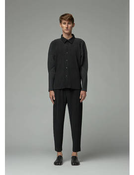 September Shirt by Homme Plissé Issey Miyake