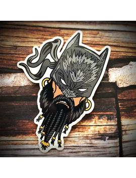 Pirate Batman Sticker By Summo13 by Etsy