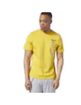 Classics Vector Tee   T Shirt Med Print by Reebok Classic