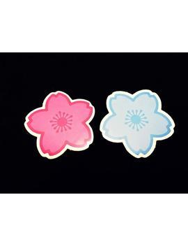 Sakura Sticker by Etsy