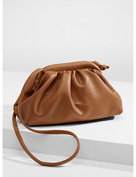 Small Click Clack Clutch by Simons