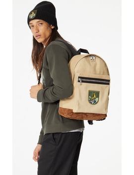 Large 'tiger Mountain' 'capsule Expedition' Backpack by Kenzo