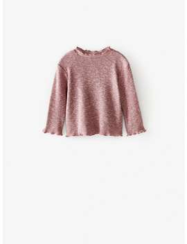 GemÊleerd T Shirt Soft by Zara