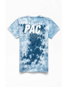 Pac Sun Tie Dyed T Shirt by Pacsun