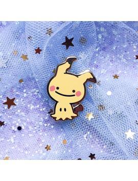 Mimikyu As Ditto Enamel Pin Badge by Etsy