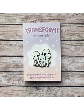 Kodama Ditto X Anime Movie Enamel Pin [Studio Ghibli Princess Mononoke Hime Tree Spirit] by Etsy
