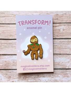 Laputa Robot Ditto X Anime Movie Enamel Pin [Studio Ghibli Castle In The Sky Hayao Miyazaki Film Pokemon Parody] by Etsy