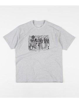 Polar Tk T Shirt   Sport Grey by Polar