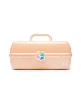 Caboodles Vintage On The Go Girl Classic Case by Caboodles