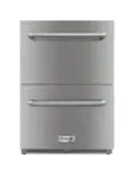 Thor Kitchen Built In/Freestanding Double Drawer Refrigerator (Stainless Steel) by Lowe's