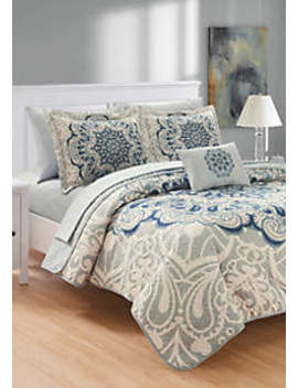 Raina Quilt Set by Chic Home