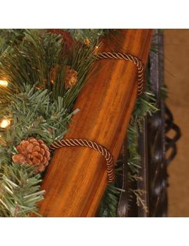 Set Of Six Decorative Garland Ties by Frontgate
