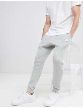 Nike Tall Club Sweatpants In Gray by Nike