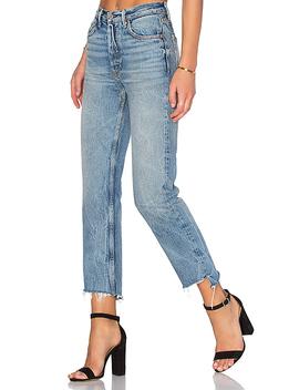 Helena High Rise Straight Jean In My Sharona by Grlfrnd